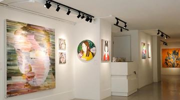 Contemporary art exhibition, Group Show, #8ARTISTS at A2Z Art Gallery, Hong Kong