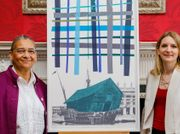 Lubaina Himid Print Commissioned for UK Diplomatic Buildings