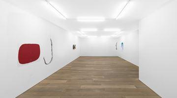 Contemporary art exhibition, Esther Kläs, ll (elle elle) (long lines) at Xavier Hufkens, Rivoli, Brussels