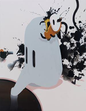 Fear feeder by José Castiella contemporary artwork