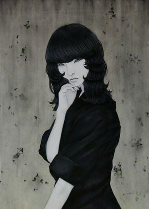 Greed by Yu Kawashima contemporary artwork