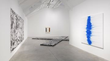 Contemporary art exhibition, Group Presentation, Selected works in London at Lisson Gallery, Bell Street, London
