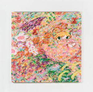 Untitled (ARP21-04) by Ayako Rokkaku contemporary artwork