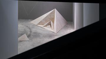 Contemporary art exhibition, Liu Yue, Volume 体积 at ShanghART, M50, Shanghai