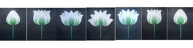 Breath by Olivia Fraser contemporary artwork