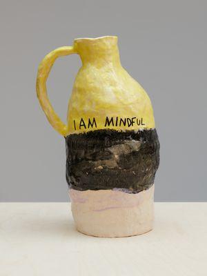 I Am Mindful by Jenny Brosinski contemporary artwork