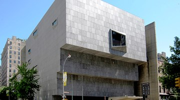 The Met Breuer contemporary art institution in New York, USA