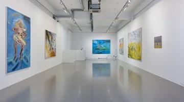 Contemporary art exhibition, Sophie von Hellermann, New Waves at Pilar Corrias, London
