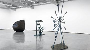 Contemporary art exhibition, Evan Holloway, Outdoor Sculptures at David Kordansky Gallery, Los Angeles