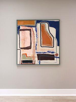 Derb Assbane by Laurence Leenaert contemporary artwork