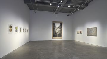 Contemporary art exhibition, Chen Qiang, Jing Shijian, Huang Yuanqing, Echo on Papers at Arario Gallery, Shanghai