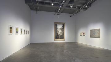 Contemporary art exhibition, Chen Qiang, Jing Shijian, Huang Yuanqing, Echo on Papers at Arario Gallery, Shanghai, China