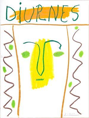 Diurnes by Pablo Picasso contemporary artwork