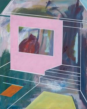 Steps to Nowhere by Simon Blau contemporary artwork