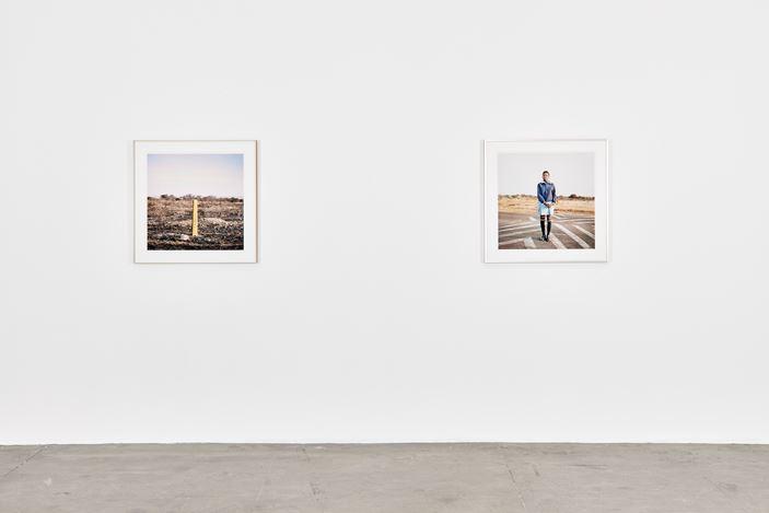 Exhibition view: Thabiso Sekgala, Bôna, Goodman Gallery, Johannesburg (25 January–14 March 2020). Courtesy Goodman Gallery.