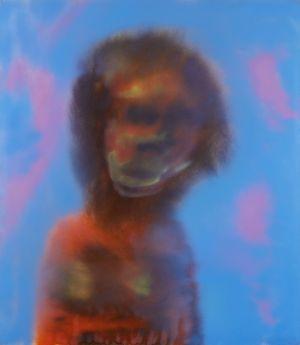 Aboriginal Girl by Sidney Nolan contemporary artwork