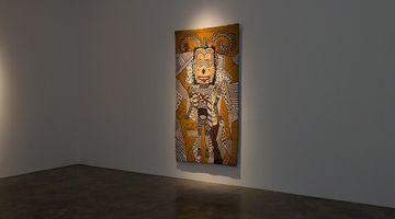 Contemporary art exhibition, Pacita Abad, Masks and Spirits at SILVERLENS, Manila