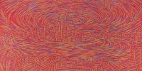 City Stream - Shanghai No.14 by Lu Xinjian contemporary artwork painting