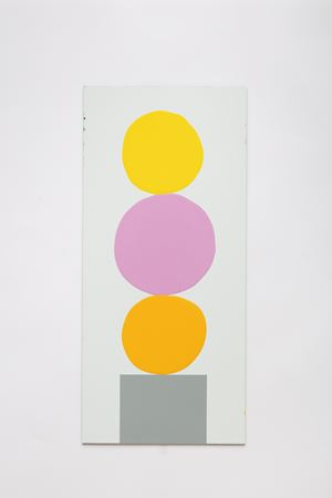 Multi-Colour Chart 40 by David Batchelor contemporary artwork