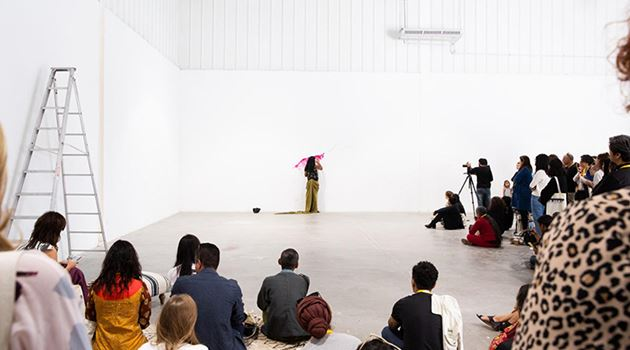 Asia Contemporary Art Week contemporary art institution in New York, USA
