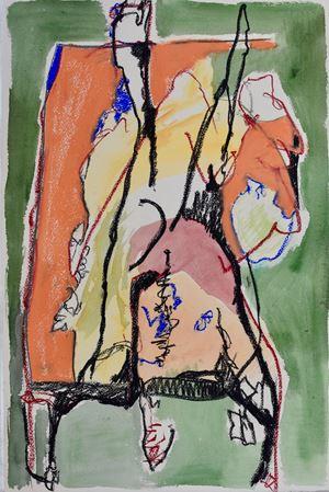 Retador by Sarah Dwyer contemporary artwork