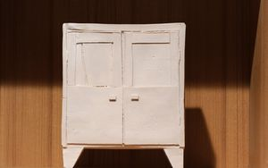 Grandfather's Cabinet by Marina Cruz contemporary artwork