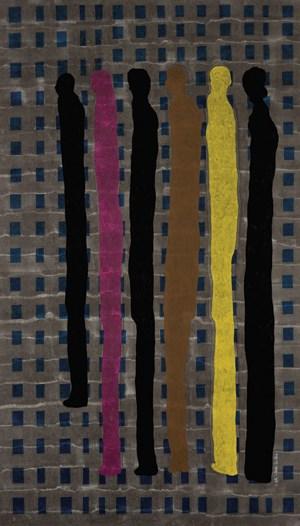 Dream No.7: Night (1) by Chu Hing-Wah contemporary artwork