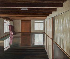 The Flood by Marina Cruz contemporary artwork