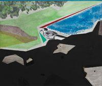 gu du No.5 by Gao Ludi contemporary artwork painting