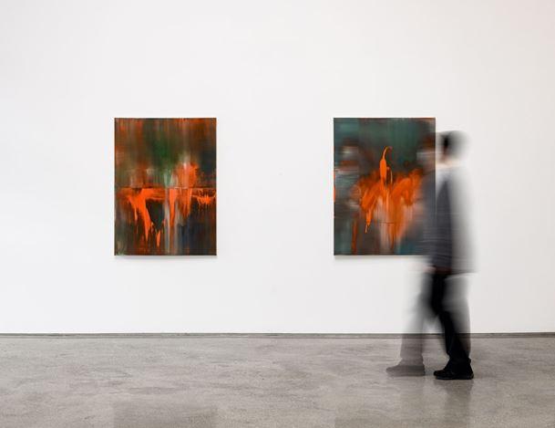 Exhibition view: Shin Min Joo,活氣 vigor, PKM Gallery, Seoul (17 February–20 March 2021). Courtesy PKM Gallery.