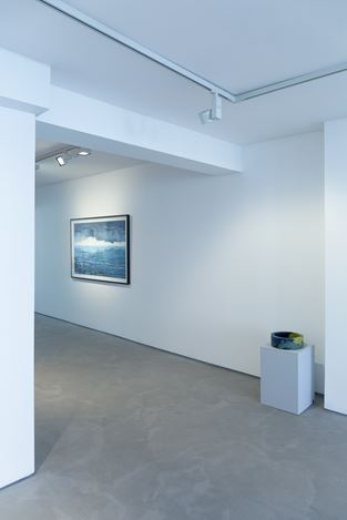 Exhibition view: Andrew Lansley, Works from Antarctica, Informality, Henley on Thames (5 August–8 September 2020). Courtesy Informality.