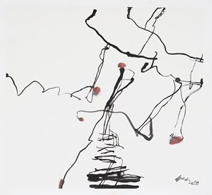 2010A-No.1 by Wang Chuan contemporary artwork works on paper