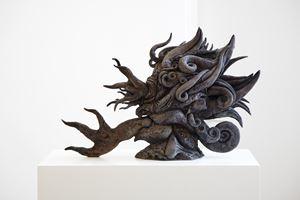 Medusa by Sebastian Gögel contemporary artwork