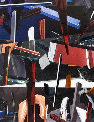 094-01.10.2018 by Gary-Ross Pastrana contemporary artwork