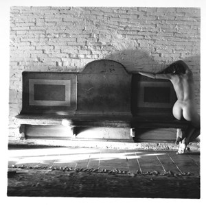November has been a slightly uncomfortable baroque by Francesca Woodman contemporary artwork