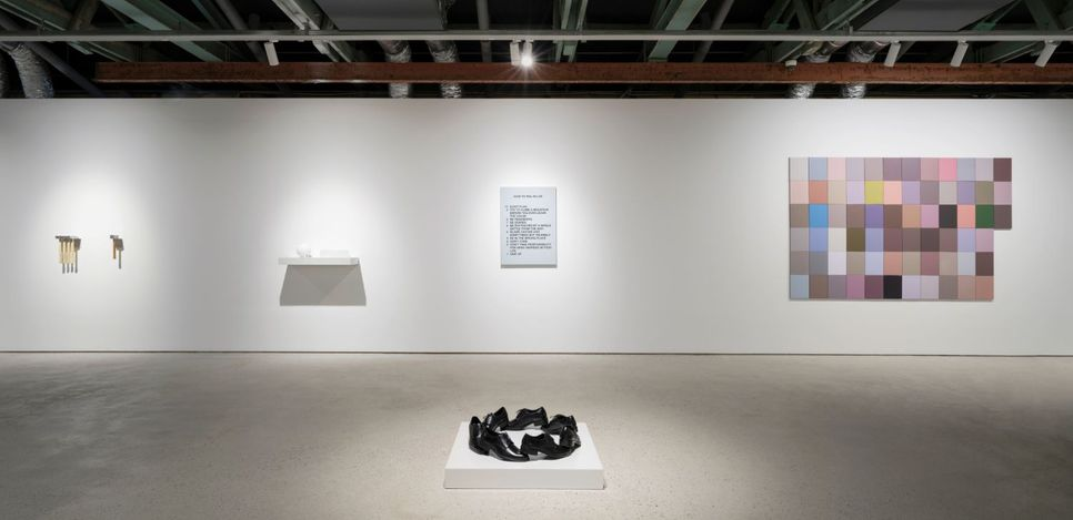 Exhibition view: Ahn Kyuchul, The Other Side of Things, Kukje Gallery, Busan (13 May–4 July 2021). Courtesy Kukje Gallery.