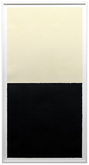 WM IV by Richard Serra contemporary artwork