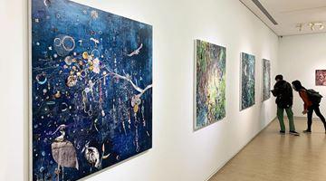 Contemporary art exhibition, Liu Shih-Tung, Cotidal Line at Lin & Lin Gallery, Taipei