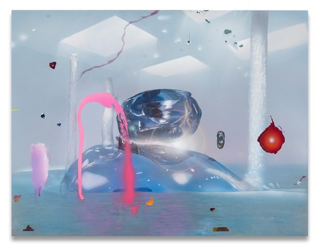 The Fourth Level of Worship by Tom LaDuke contemporary artwork