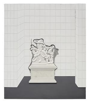 Entangled 缠绕 by Huang Yishan contemporary artwork