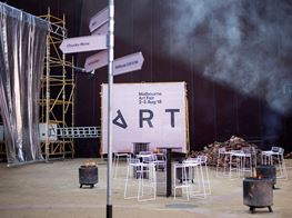 Melbourne Art Fair: 'finding its political and global footing'