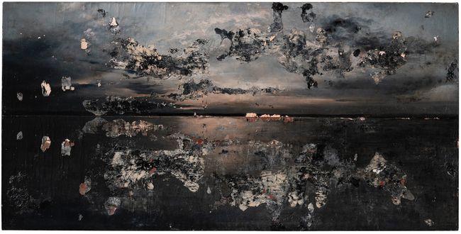 Sacro by Nicola Samorì contemporary artwork