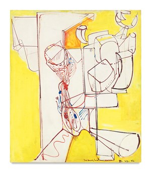 Alchemy by Hans Hofmann contemporary artwork