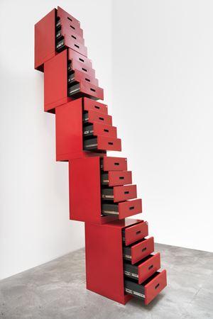 Pilha by Milton Machado contemporary artwork
