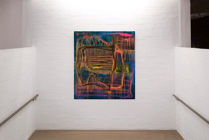 Exhibition view: Dale Frank, Roslyn Oxley9 Gallery (12 July–11 August 2018). Courtesy Roslyn Oxley9 Gallery.