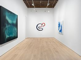 "Shirazeh Houshiary<br><em>As Time Stood Still</em><br><span class=""oc-gallery"">Lisson Gallery</span>"