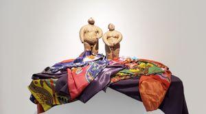 Peeled by Rosanna Li Wei-Han contemporary artwork sculpture