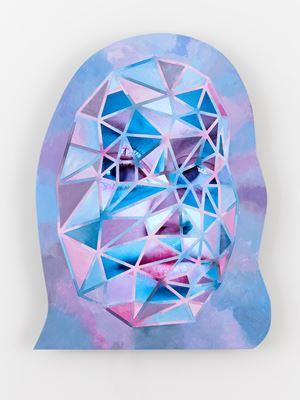 _V% by Tony Oursler contemporary artwork