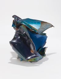 Untitled by John Chamberlain contemporary artwork sculpture