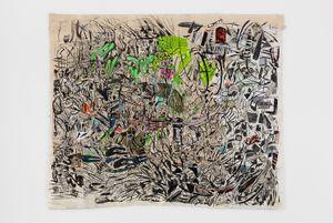 30.8.20.1 by Elliott Hundley contemporary artwork